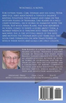 Back cover Windmill