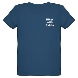 Hikes with Tykes t-shrt