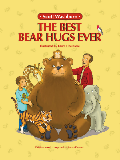 Best Bear Hugs Ever cover