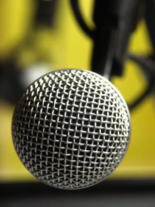 Presentation mic