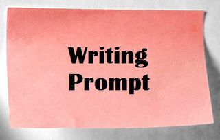Writing Prompt Practice?