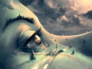 00 eye