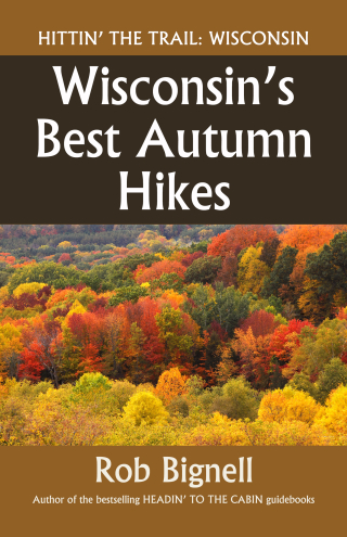 Wisconsin Autumn Leaves EBOOK COVER